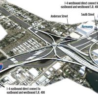 First Closure of Downtown Parking for I-4 Ultimate Construction Begins Tuesday