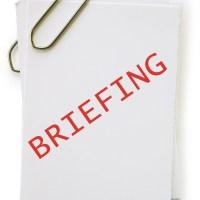 El Briefing: Definición, Importancia y Elementos de un Buen Briefing