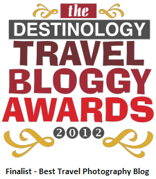 Destinology Travel Bloggy Award