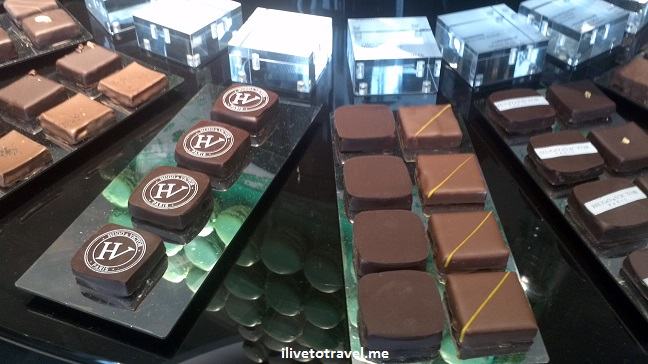Hugo and Victor, Paris, France, chocolate, chocolatier, maison du chocolat, delicacy, food, photo, delicious, decandent
