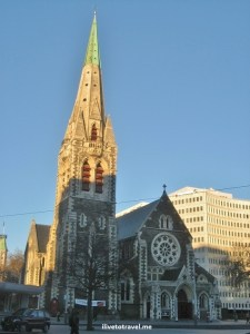 Christchurch, New Zealand, cathedral, earthquake, southern island, architecture, Canon EOS Rebel