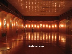Aroma Room at Belasco de Baquedano winery in Mendoza, Argentina