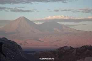 Valley of the Moon, Valle de la Luna, Chile, Atacama, desert, desierto, mountain, color, purple, photo, Canon EOS Rebel