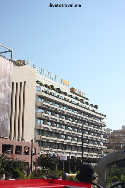 Hotel Ledras Marriott in Athens, Greece