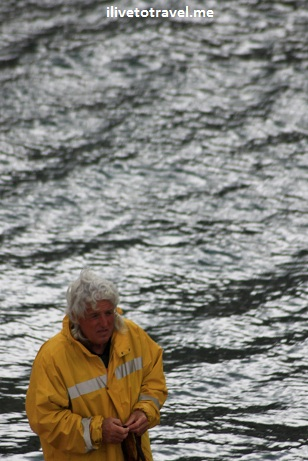 Dubrovnik fisherman