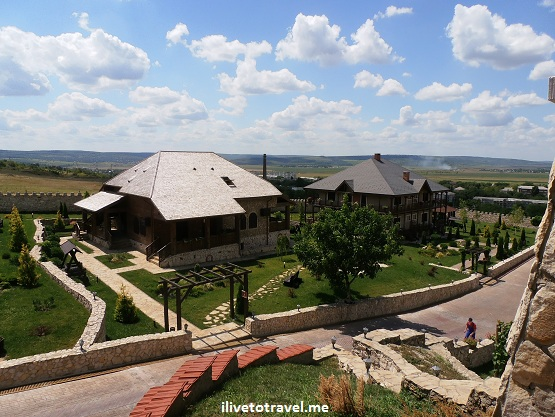 Chateau Vartely, a winery in Moldova