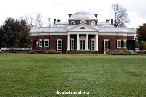 Thomas Jefferson's home at Monticello