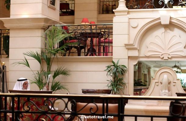 Marriott Amman Jordan lobby photo Canon EOS Rebel