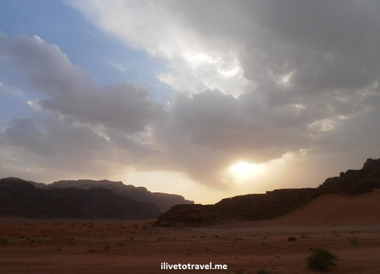 "Dusk sunset ""Wadi Rum"" desert Jordan sky outdoors nature  Olympustravel"