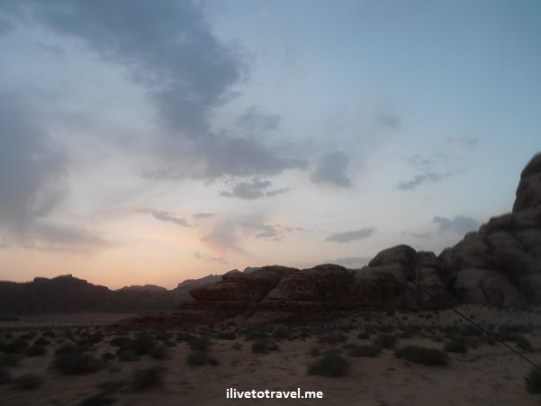 "The magical sky at sunset ""Wadi Rum"" desert Jordan travel outdoors Olympus photo"