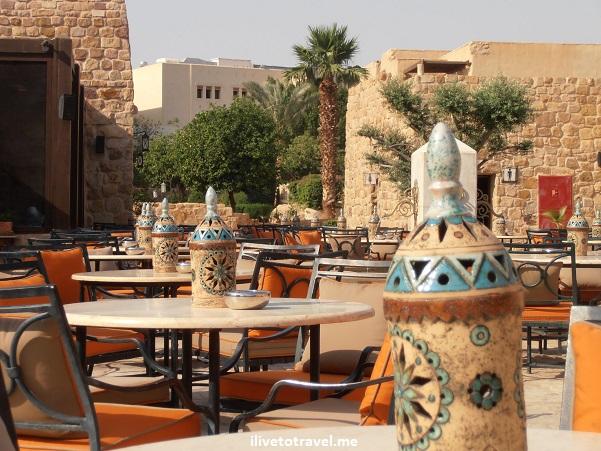 Movenpick Dead Sea Jordan resort outdoor Olympus