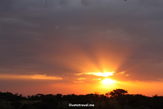 Ikoma, tented camp, Serengeti, sunset, safari, sunrise, photo, Canon EOS Rebel, Tanzania