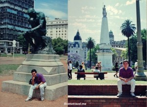 Buenos Aires, Argentina, city, monuments, architecture, Canon EOS Rebel,