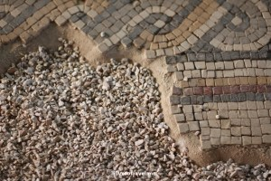 Mount Nebo, Jordan, mosaic, Moses, history, religion, archeology, photo, Canon EOS Rebel