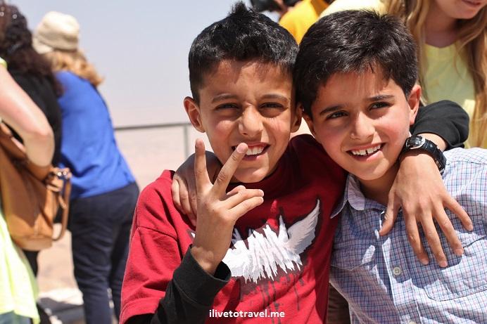 Mt. Nebo, Jordan, tourism, photo, children, Canon EOS Rebel