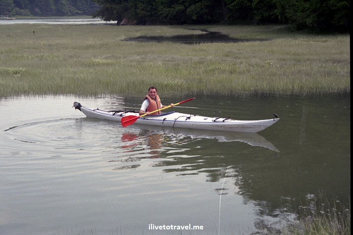 kayak, kayaking, Maine, adventure, outdoors, photo