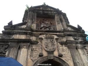 Fort Santiago, Intramuros, Manila, city walls, Philippines, Olympus
