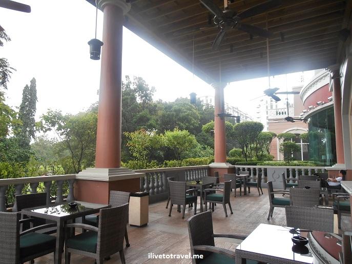 Manila, Philippines, Marriott, outdoor area, relaxation, comfort, hotel, lodging, travel, Olympus