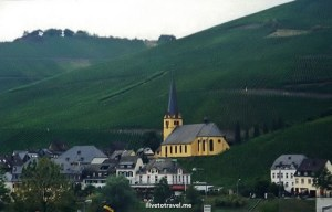 Germany, drive, church, mountain, river, photo, Canon EOS Rebel,
