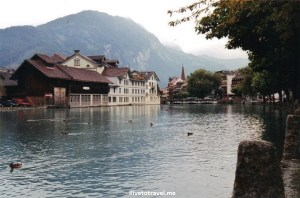 Interlaken, Switzerland, travel, tourism, Alps, ice cold blue, Canon EOS Rebel