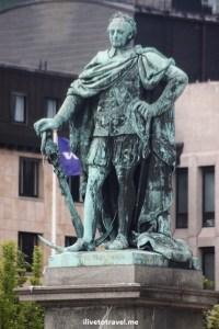 statue, Stockholm, Sweden, summer, street scene, travel, photo, Canon EOS Rebel
