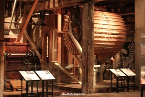 Mill City Museum, Minneapolis, Minnesota, mill, equipment, history, photo, travel, Canon EOS Rebel