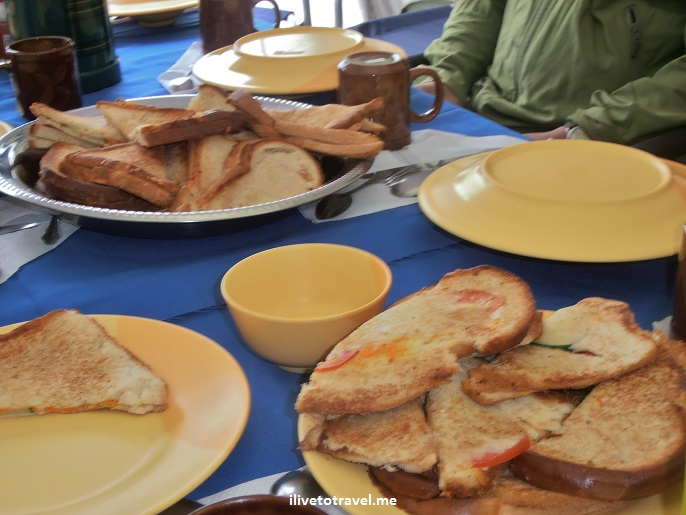 grilled cheese, Kilimanjaro, food, climbing, hiking, Olympus