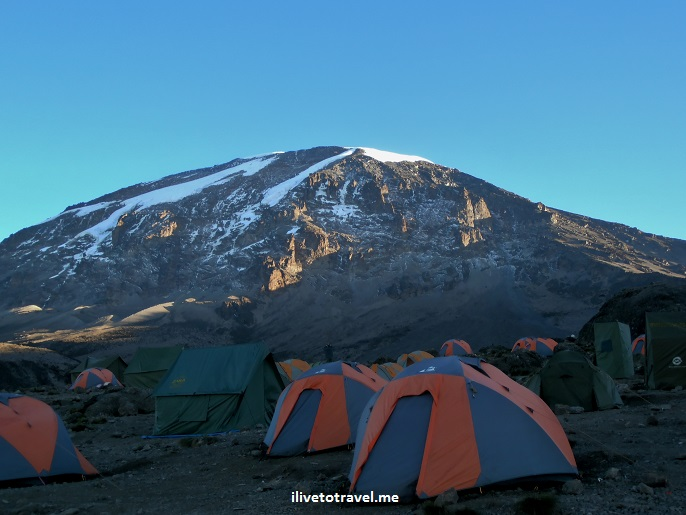 Karanga Camp, Kilimanjaro, Uhuru, cimbing, hiking, photo, beauty, Olympus, Africa, Tanzania
