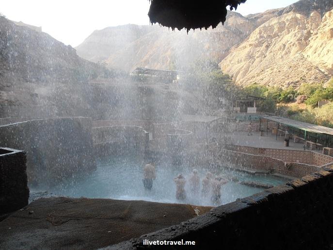 spa, Jordan, Six Senses, Evanson, hot springs, travel, relaxation, photo