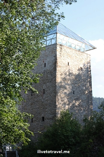 Black Tower, Brașov, Romania, fortification