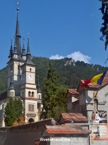 St. Nicholas Church, Brașov, Romania, travel, architecture