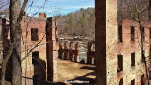 New Manchester Manufacturing Company, Sweetwater Creek State Park, mill, hiking, nature, outdoors, Atlanta, Geogia