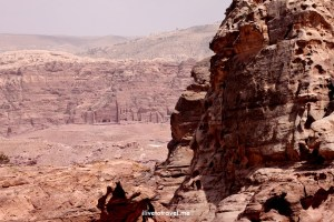 Petra, Jordan, Nabatean, archeology, ruins, history, necropolis, ancient site, exploring, Middle East, travel, photos, Canon EOS Rebel, donkey, ilivetotravel, Royal Tombs