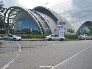 Port of Spain, Trinidad, Tobago, architecture, dark sky, travel, photo