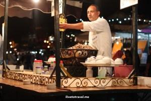 Morocco, food stand, medina, Djemaa el Fna, Jemaa el-Fnaa, Canon EOS Rebel