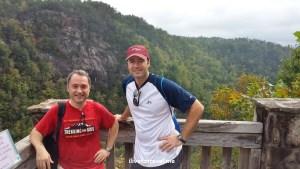 hikers, Tallulah Falls, Tallulah Gorge, Georgia, canyon, hiking, north rim, south rim, photo, outdoors, nature, Samsung Galaxy 4