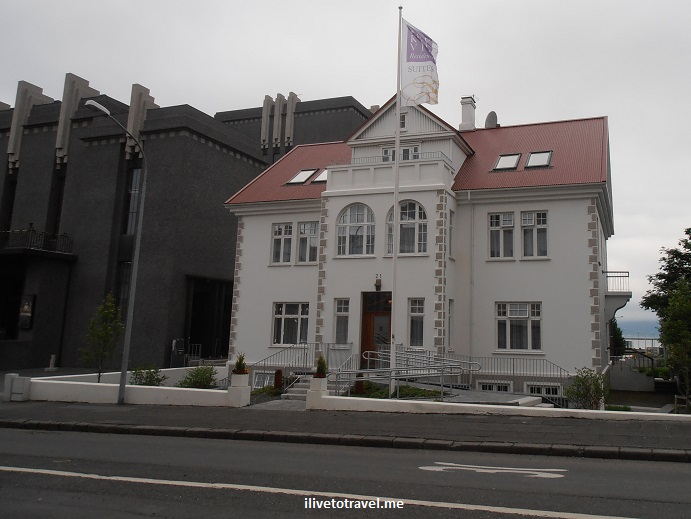 Reykjavik, Iceland, buildings, construction, color, architecture, travel, photo, Olympus