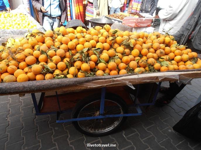 Essaouira, Morocco, souk, market, Old Medina, food, fruit, Olympus