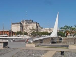 Puerto Madero, Argentina, Buenos Aires, puente de la mujer, Calatrava, Olympus, travel, bridge, architecture