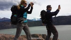 Chile, Patagonia, Torres del Paine, W circuit, hiking, trekking, travel, photo, Grey glacier, glaciar,Samsung Galaxy