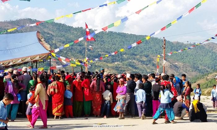 Mukari, Nuwakot, Nepal, trekking for kids, photo, Samsung Galaxy, travel, voluntourism