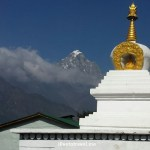 stupa, Buddhism, stupa, Himalayas, Everest trek, Nepal, travel, outdoors, faith, religion