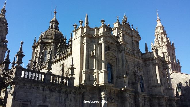 Santiago, Compostela, Galicia, Spain, España, tourism, travel, hiking, Samsung Galaxy