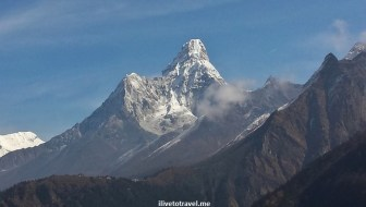 Ama Dablam, Nepal, Himalayas, mountain, peak, Everest Base Camp, majestic, Samsung Galaxy