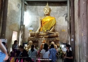 Bang Kung, camp, navy, Thailand, Bangkok, temple, Buddha, travel, explore, bike tour