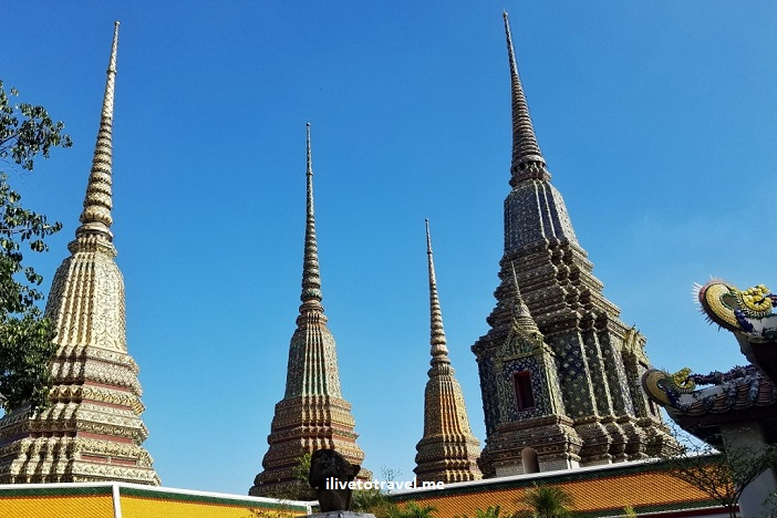 Wat Pho, reclining Buddha, Bangkok, temple, Buddishm, tourism, travel, adventure, Samsung Galaxy, photo, S7, Asia
