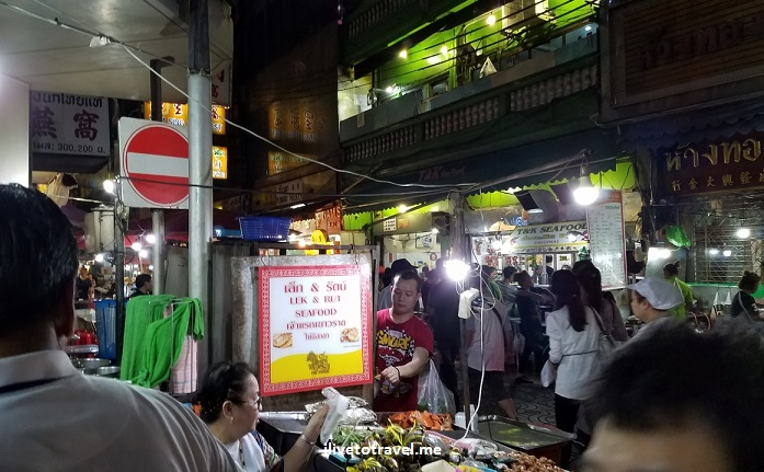Bangkok, Thailand, street, food, seafood, travel, explore, photo