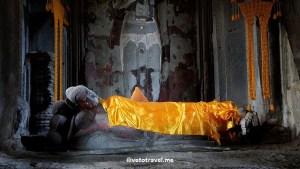 ... and finally, a reclining Buddha!