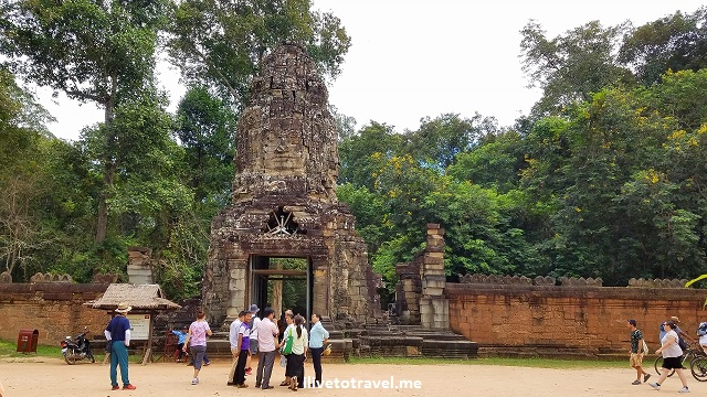 Ta Prohm, Siem Reap, Angkor Wat, Cambodia, Cambodge, travel, explore, adventure, travel, photo, Samsung Galaxy, S7, temple