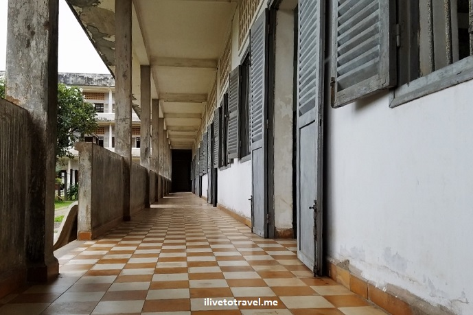 Tuol Sleng, genocide, prison, torture, Cambodia, Khmer Rouge, Phnm Penh, Pol Pot, Samsung Galaxy S7